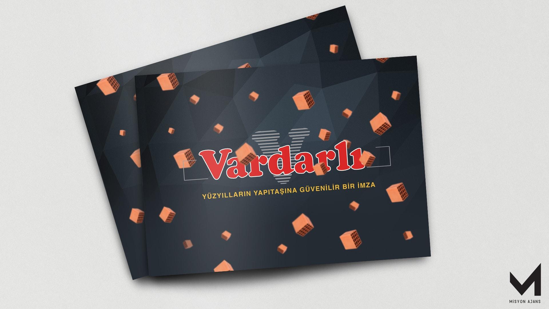 Vardarlı Tuğla Katalog