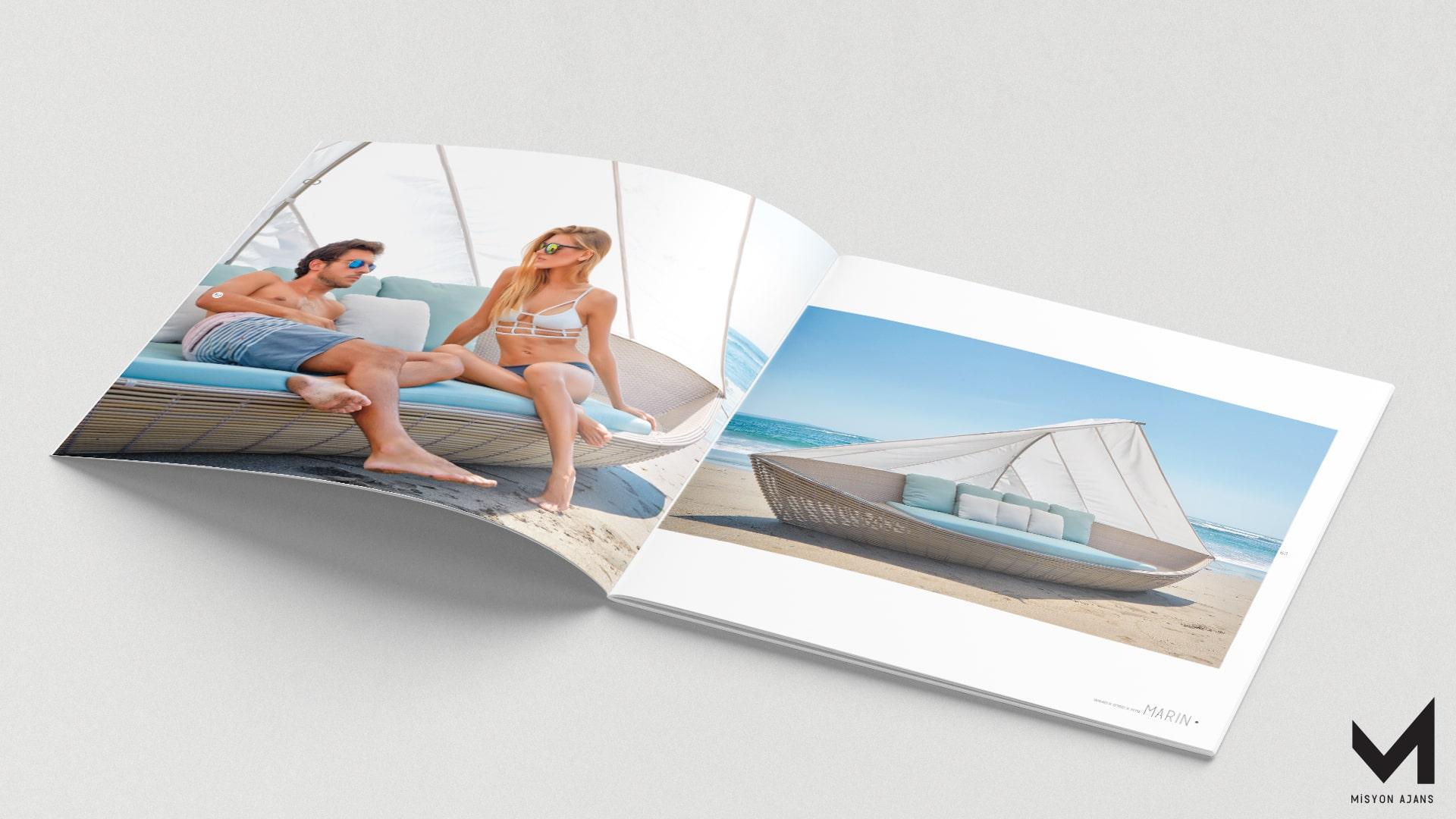 Vitello Katalog Çalışması
