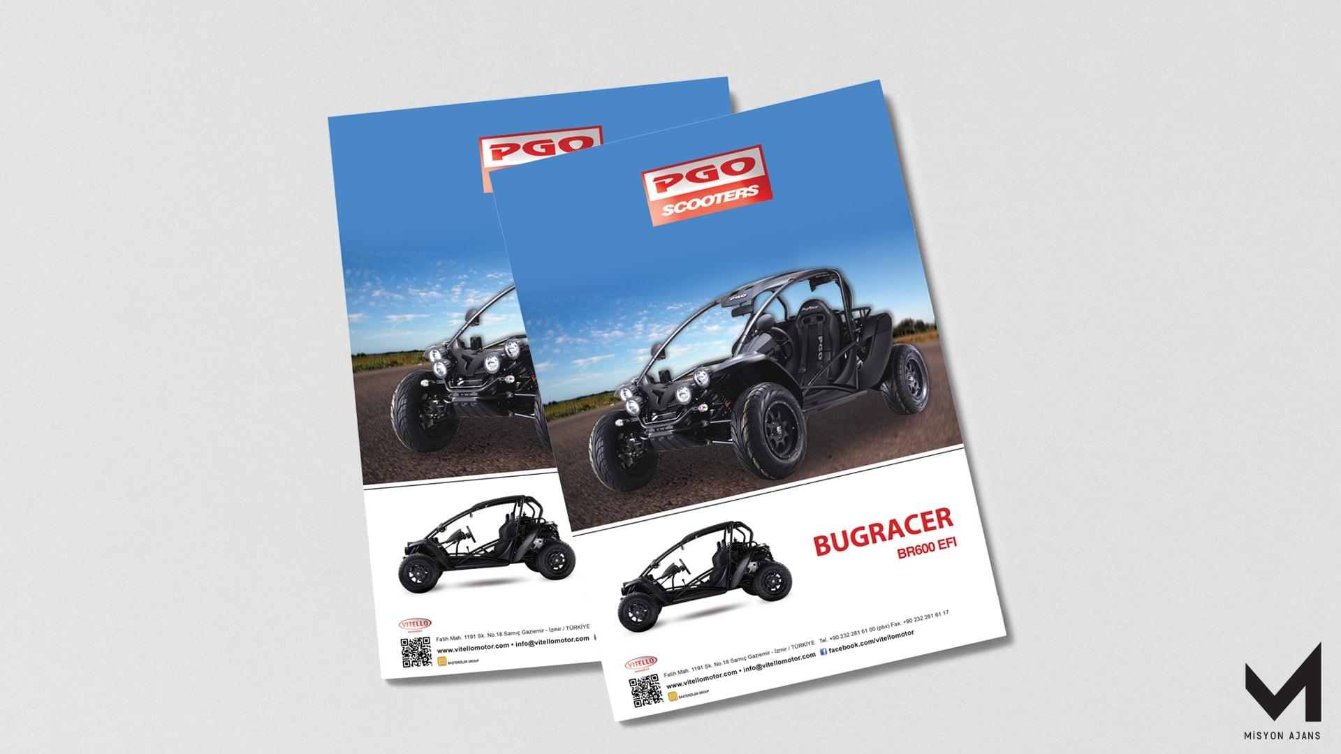 Vitello Motor Dergi Çalışması