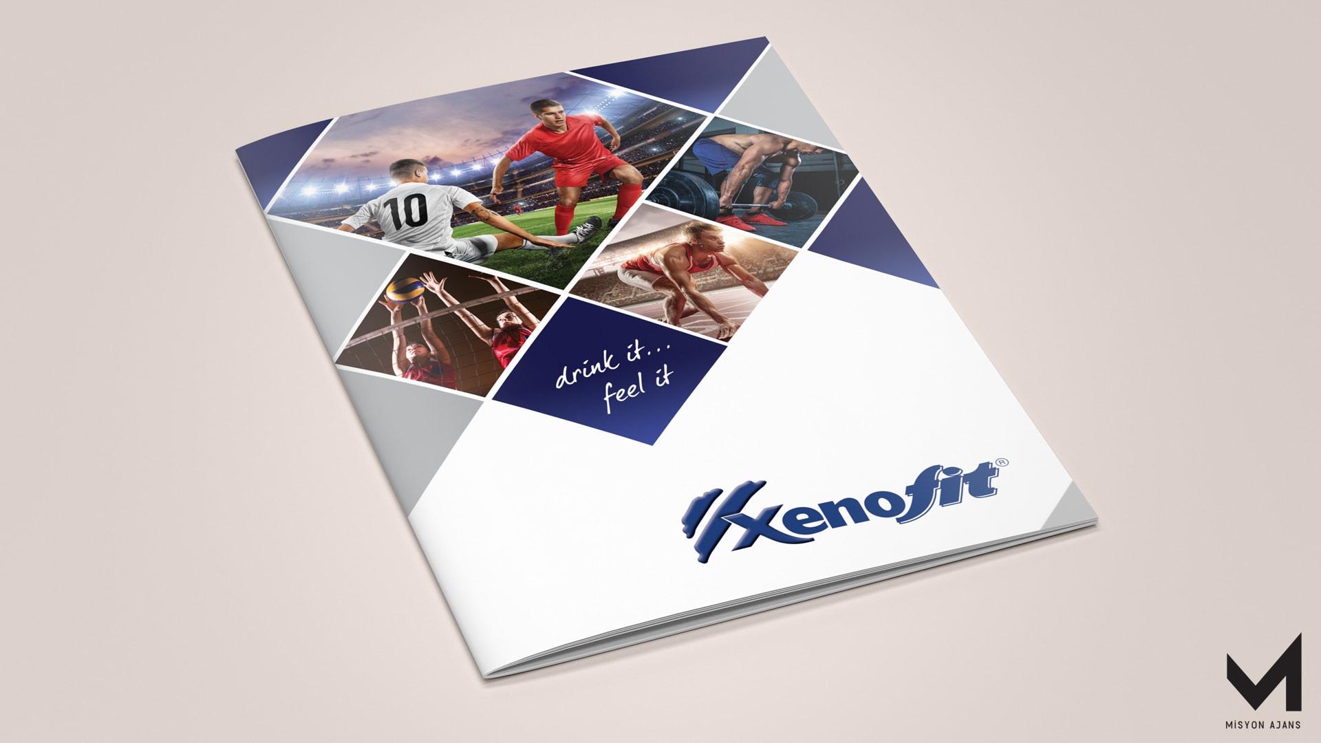 Xenofit Grafik Tasarım