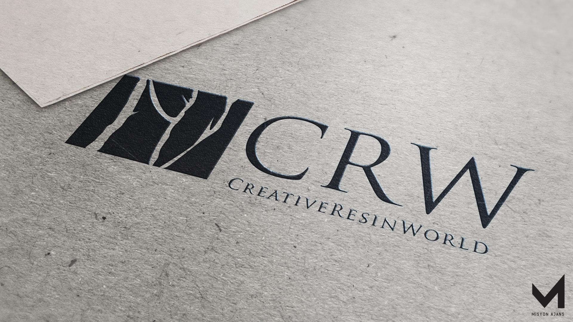 CRW Logo Tasarım