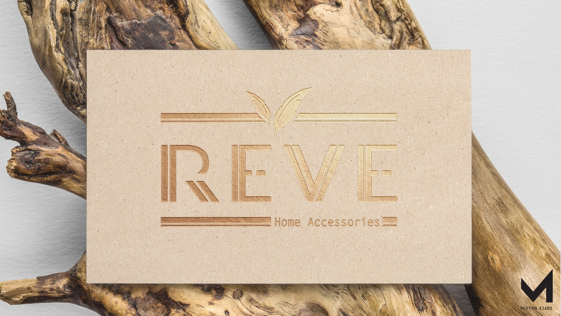 Reve Home Logo Tasarımı
