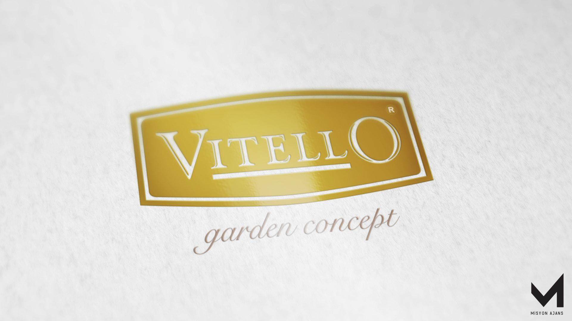 Vitello  Kurumsal Kimlik Tasarım