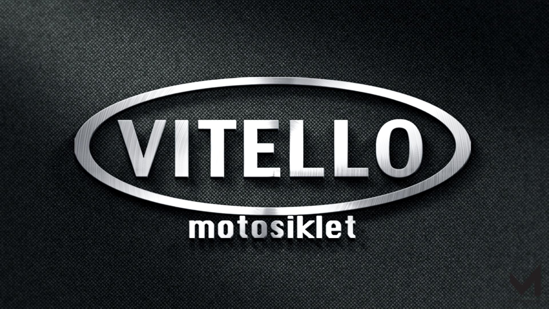 Vitello Motor Logo Tasarım