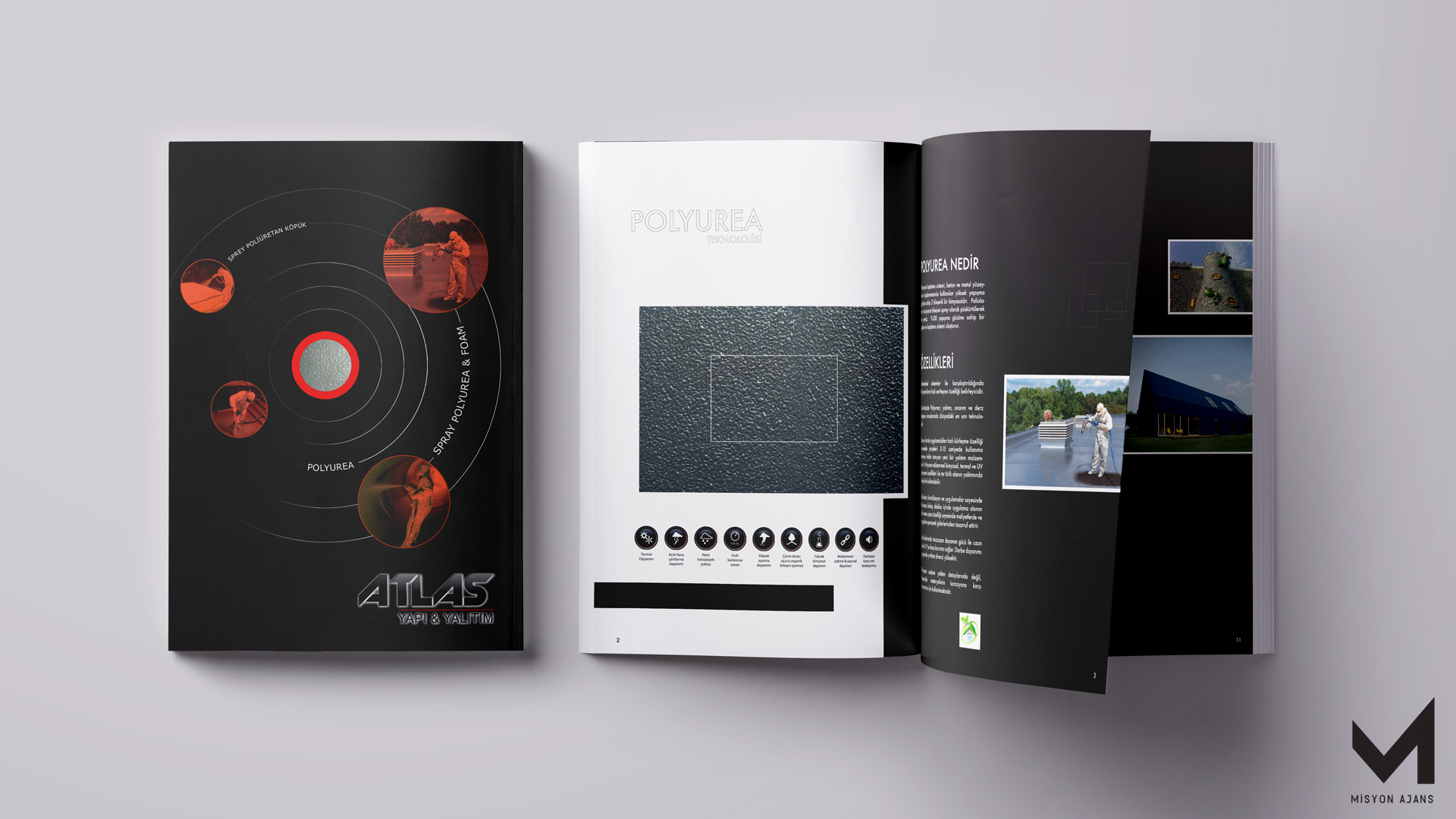 Atlas Yalıtım Katalog
