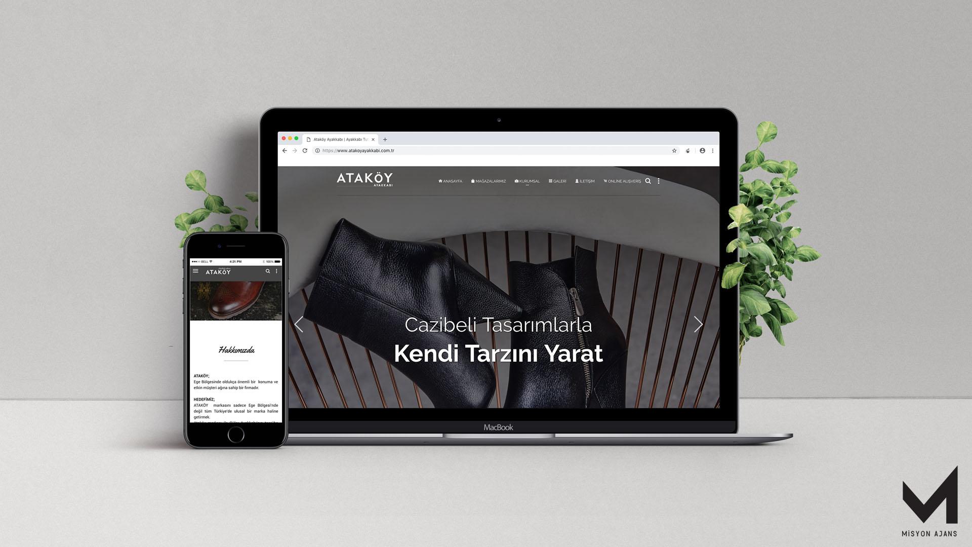 Ataköy Ayakkabı Web Sitesi